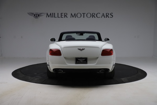 Used 2015 Bentley Continental GTC V8 for sale Sold at Alfa Romeo of Westport in Westport CT 06880 6