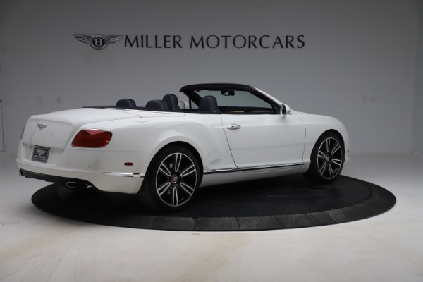 Used 2015 Bentley Continental GTC V8 for sale Sold at Alfa Romeo of Westport in Westport CT 06880 8