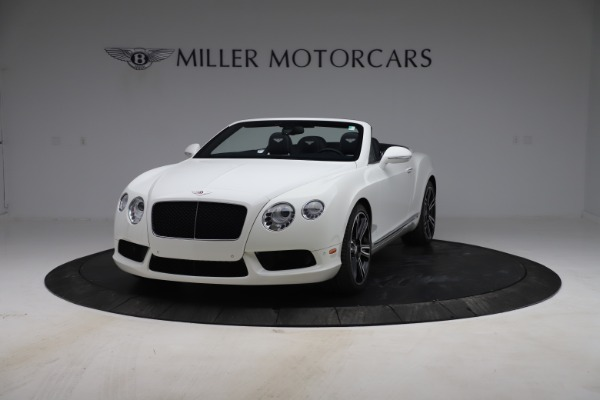 Used 2015 Bentley Continental GTC V8 for sale Sold at Alfa Romeo of Westport in Westport CT 06880 1