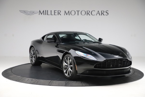 Used 2018 Aston Martin DB11 V8 for sale $145,900 at Alfa Romeo of Westport in Westport CT 06880 10