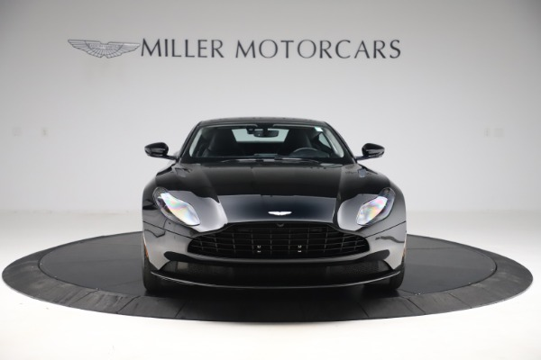 Used 2018 Aston Martin DB11 V8 for sale Sold at Alfa Romeo of Westport in Westport CT 06880 11