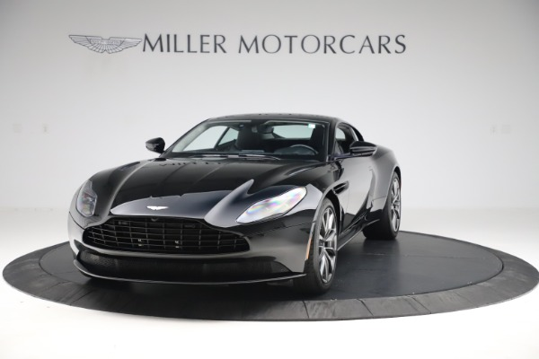 Used 2018 Aston Martin DB11 V8 for sale Sold at Alfa Romeo of Westport in Westport CT 06880 12