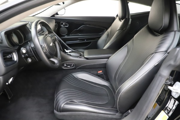 Used 2018 Aston Martin DB11 V8 for sale $145,900 at Alfa Romeo of Westport in Westport CT 06880 13