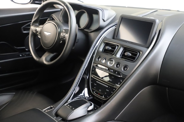 Used 2018 Aston Martin DB11 V8 for sale $145,900 at Alfa Romeo of Westport in Westport CT 06880 18