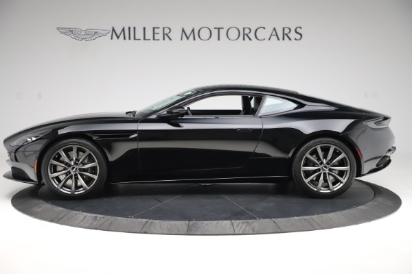 Used 2018 Aston Martin DB11 V8 for sale Sold at Alfa Romeo of Westport in Westport CT 06880 2