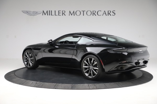 Used 2018 Aston Martin DB11 V8 for sale $145,900 at Alfa Romeo of Westport in Westport CT 06880 3