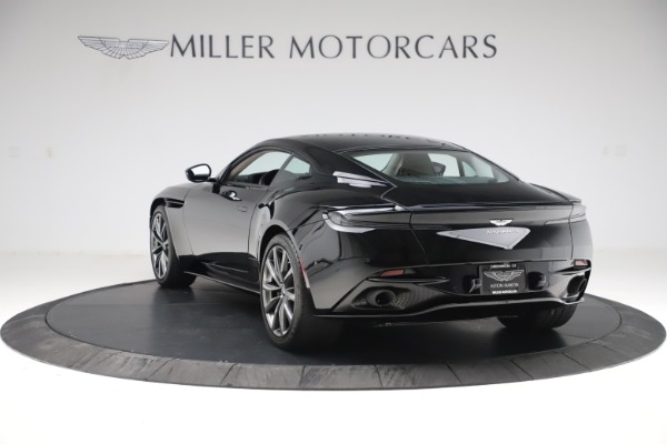 Used 2018 Aston Martin DB11 V8 for sale Sold at Alfa Romeo of Westport in Westport CT 06880 4
