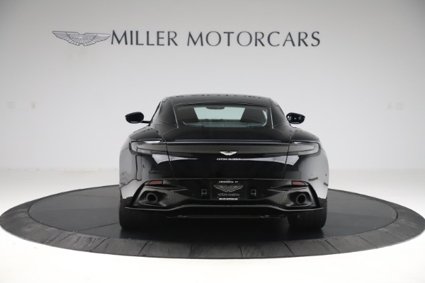 Used 2018 Aston Martin DB11 V8 for sale $145,900 at Alfa Romeo of Westport in Westport CT 06880 5