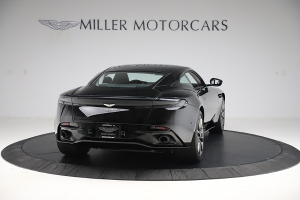 Used 2018 Aston Martin DB11 V8 for sale $145,900 at Alfa Romeo of Westport in Westport CT 06880 6