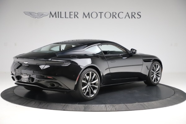Used 2018 Aston Martin DB11 V8 for sale $145,900 at Alfa Romeo of Westport in Westport CT 06880 7