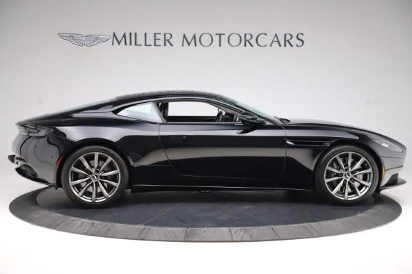 Used 2018 Aston Martin DB11 V8 for sale $145,900 at Alfa Romeo of Westport in Westport CT 06880 8