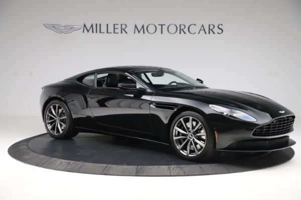 Used 2018 Aston Martin DB11 V8 for sale $145,900 at Alfa Romeo of Westport in Westport CT 06880 9