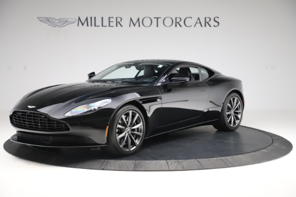 Used 2018 Aston Martin DB11 V8 for sale Sold at Alfa Romeo of Westport in Westport CT 06880 1