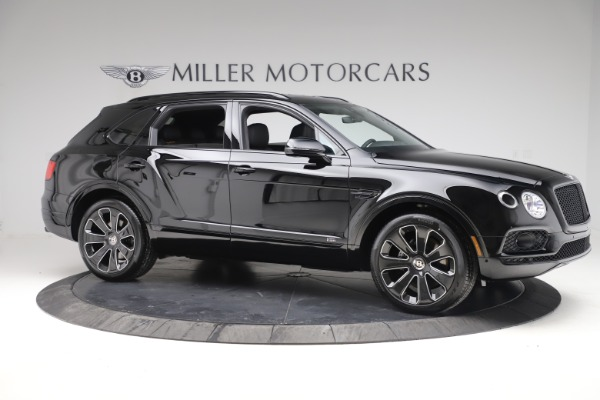 New 2020 Bentley Bentayga V8 Design Series for sale $216,860 at Alfa Romeo of Westport in Westport CT 06880 10