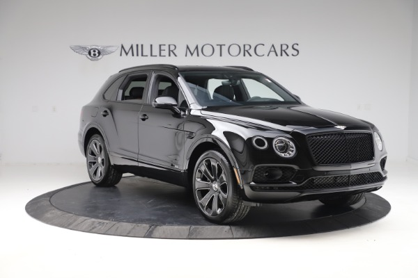New 2020 Bentley Bentayga V8 Design Series for sale $216,860 at Alfa Romeo of Westport in Westport CT 06880 11