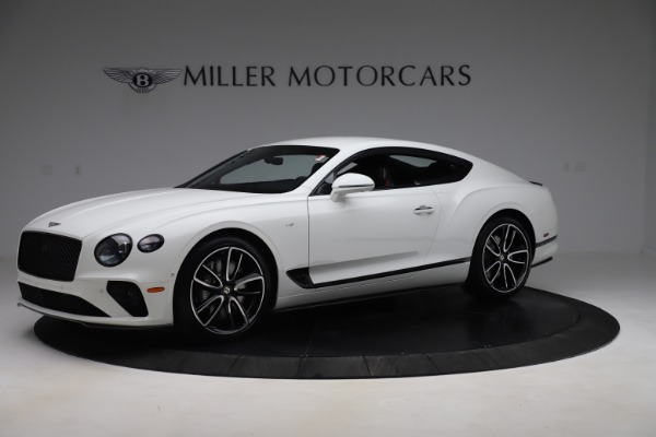 New 2020 Bentley Continental GT V8 for sale Sold at Alfa Romeo of Westport in Westport CT 06880 3