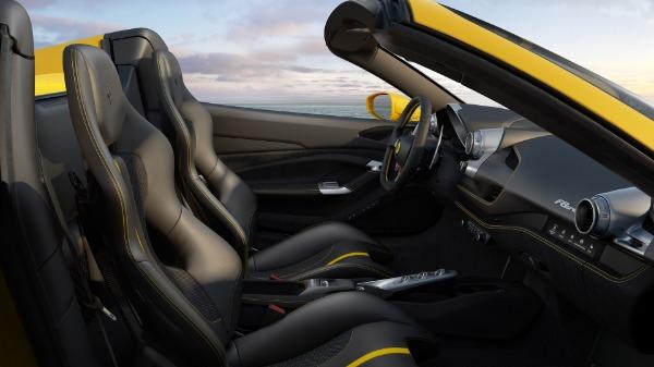 New 2020 Ferrari F8 Spider for sale Call for price at Alfa Romeo of Westport in Westport CT 06880 7