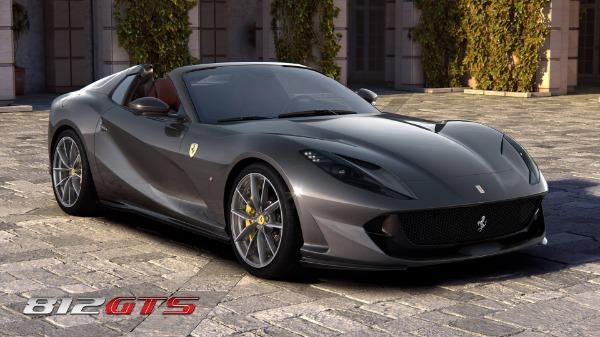 New 2021 Ferrari 812GTS for sale Call for price at Alfa Romeo of Westport in Westport CT 06880 2