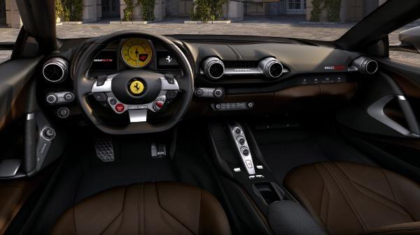 New 2020 Ferrari 812GTS for sale Call for price at Alfa Romeo of Westport in Westport CT 06880 6