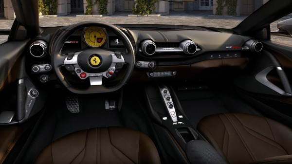 New 2021 Ferrari 812GTS for sale Call for price at Alfa Romeo of Westport in Westport CT 06880 6