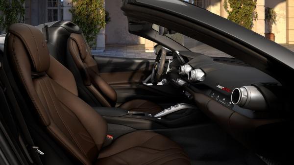 New 2021 Ferrari 812GTS for sale Call for price at Alfa Romeo of Westport in Westport CT 06880 7