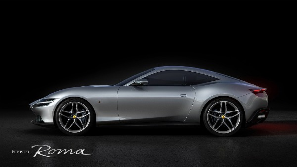 New 2021 Ferrari Roma for sale Call for price at Alfa Romeo of Westport in Westport CT 06880 2