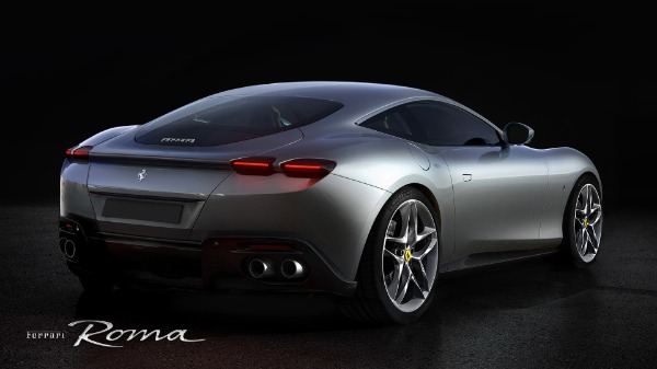 New 2020 Ferrari Roma for sale Call for price at Alfa Romeo of Westport in Westport CT 06880 4