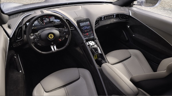 New 2020 Ferrari Roma for sale Call for price at Alfa Romeo of Westport in Westport CT 06880 5