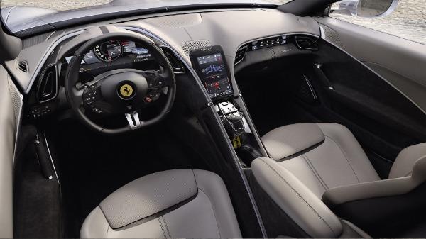 New 2021 Ferrari Roma for sale Call for price at Alfa Romeo of Westport in Westport CT 06880 5