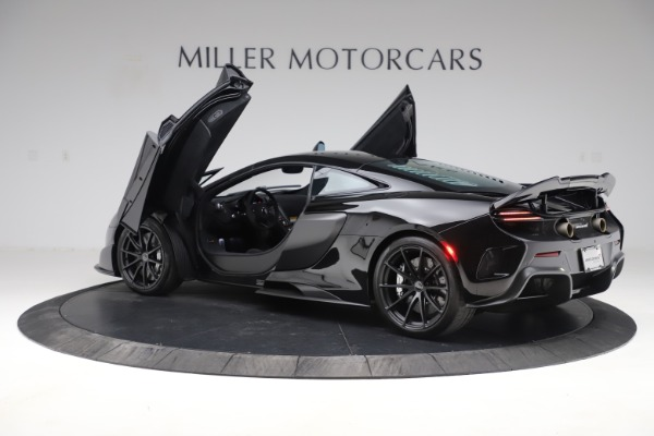 Used 2016 McLaren 675LT COUPE for sale $245,900 at Alfa Romeo of Westport in Westport CT 06880 12