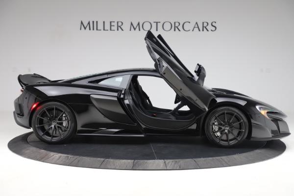 Used 2016 McLaren 675LT COUPE for sale Sold at Alfa Romeo of Westport in Westport CT 06880 15