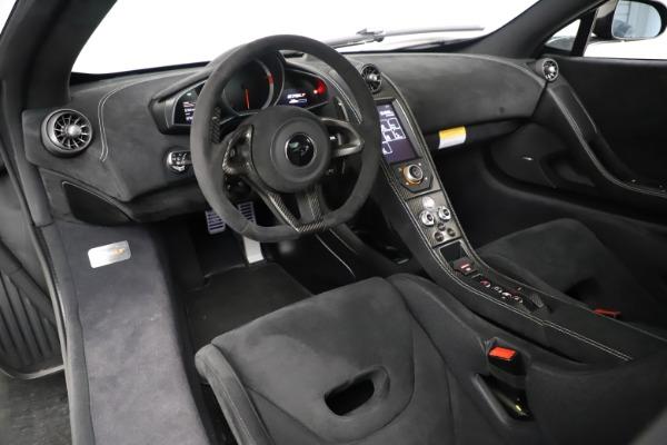 Used 2016 McLaren 675LT COUPE for sale Sold at Alfa Romeo of Westport in Westport CT 06880 21