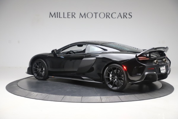 Used 2016 McLaren 675LT COUPE for sale $245,900 at Alfa Romeo of Westport in Westport CT 06880 3