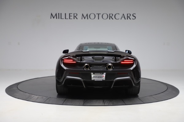 Used 2016 McLaren 675LT COUPE for sale $245,900 at Alfa Romeo of Westport in Westport CT 06880 4