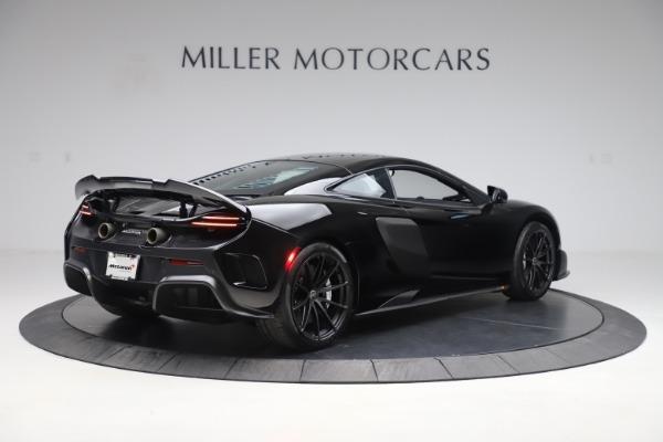Used 2016 McLaren 675LT COUPE for sale Sold at Alfa Romeo of Westport in Westport CT 06880 5