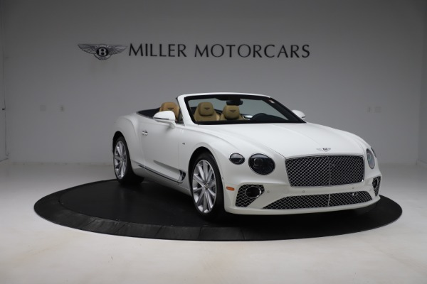 New 2020 Bentley Continental GTC V8 for sale $262,475 at Alfa Romeo of Westport in Westport CT 06880 11