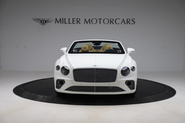 New 2020 Bentley Continental GTC V8 for sale $262,475 at Alfa Romeo of Westport in Westport CT 06880 12