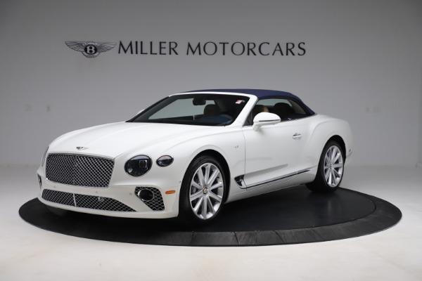 New 2020 Bentley Continental GTC V8 for sale $262,475 at Alfa Romeo of Westport in Westport CT 06880 13