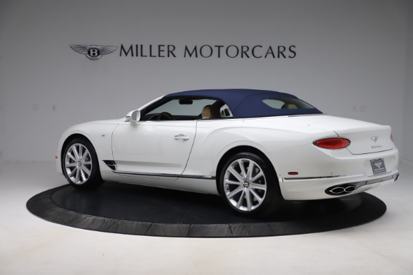 New 2020 Bentley Continental GTC V8 for sale $262,475 at Alfa Romeo of Westport in Westport CT 06880 15