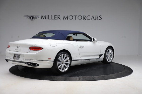 New 2020 Bentley Continental GTC V8 for sale $262,475 at Alfa Romeo of Westport in Westport CT 06880 16