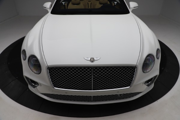 New 2020 Bentley Continental GTC V8 for sale $262,475 at Alfa Romeo of Westport in Westport CT 06880 19