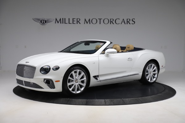 New 2020 Bentley Continental GTC V8 for sale $262,475 at Alfa Romeo of Westport in Westport CT 06880 2