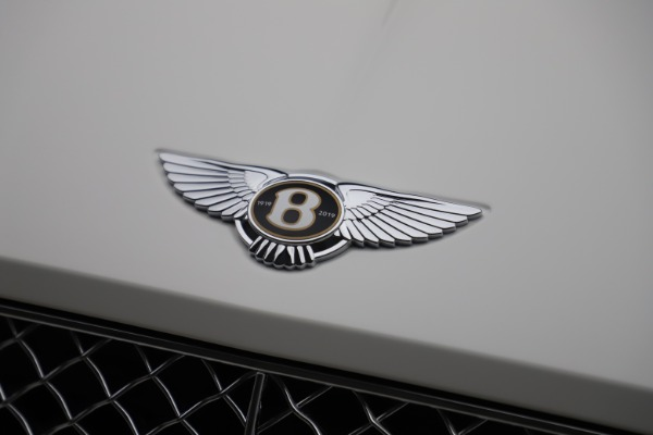 New 2020 Bentley Continental GTC V8 for sale $262,475 at Alfa Romeo of Westport in Westport CT 06880 20