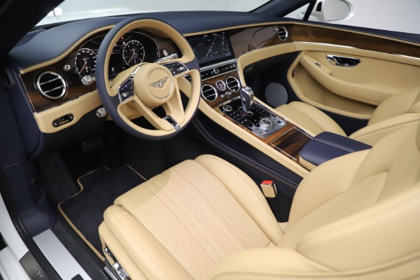 New 2020 Bentley Continental GT Convertible V8 for sale Sold at Alfa Romeo of Westport in Westport CT 06880 24