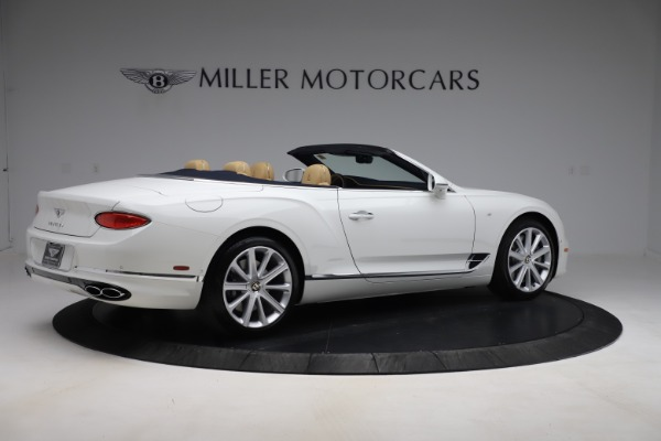 New 2020 Bentley Continental GTC V8 for sale $262,475 at Alfa Romeo of Westport in Westport CT 06880 8