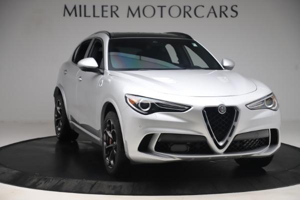 Used 2019 Alfa Romeo Stelvio Quadrifoglio for sale $68,000 at Alfa Romeo of Westport in Westport CT 06880 11
