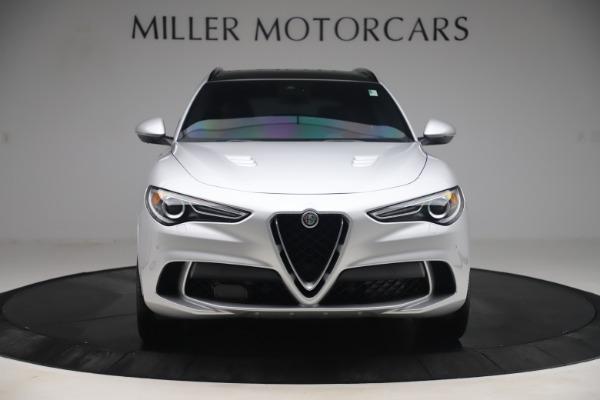 Used 2019 Alfa Romeo Stelvio Quadrifoglio for sale $68,000 at Alfa Romeo of Westport in Westport CT 06880 12