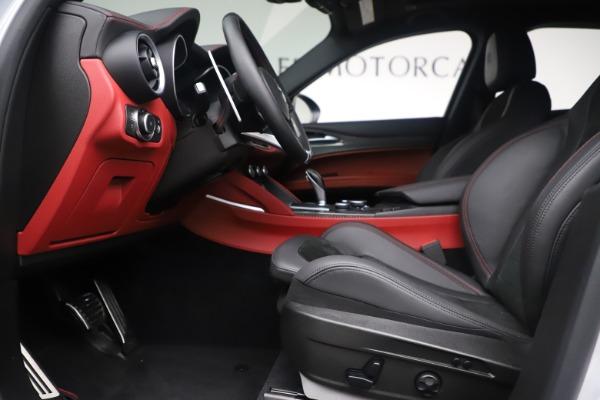Used 2019 Alfa Romeo Stelvio Quadrifoglio for sale $68,000 at Alfa Romeo of Westport in Westport CT 06880 14