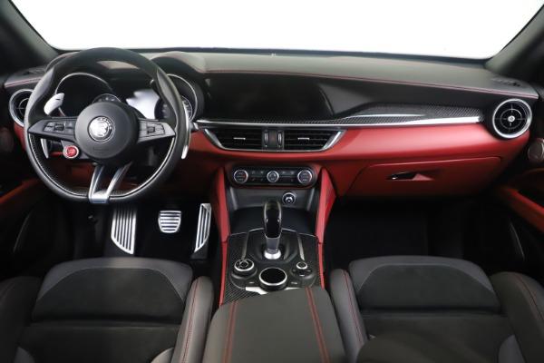 Used 2019 Alfa Romeo Stelvio Quadrifoglio for sale $68,000 at Alfa Romeo of Westport in Westport CT 06880 16