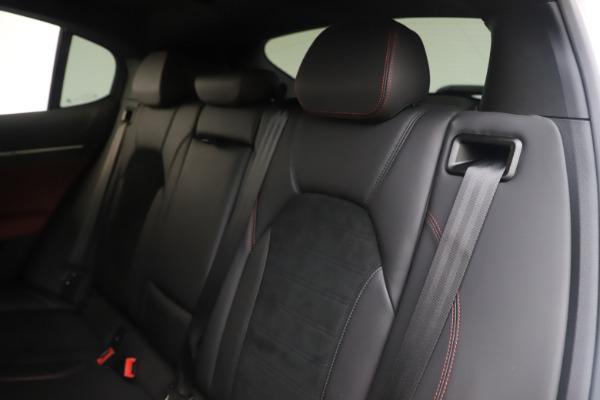 Used 2019 Alfa Romeo Stelvio Quadrifoglio for sale $68,000 at Alfa Romeo of Westport in Westport CT 06880 18